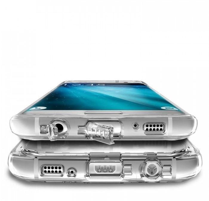 Husa Ringke MIRROR ROYAL GOLD pentru Samsung Galaxy S7 Edge 5