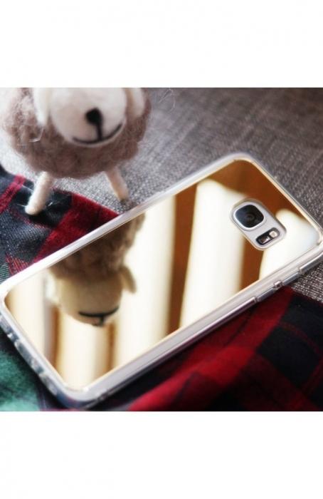 Husa Ringke MIRROR SILVER pentru Samsung Galaxy S7 Edge 1