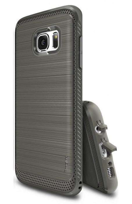 Husa Ringke ONYX MIST GREY pentru Samsung Galaxy S7 Edge 0