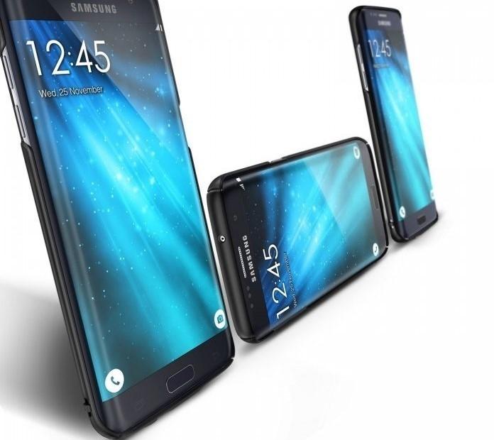 Husa Ringke Slim SF BLACK pentru Samsung Galaxy S7 Edge 2