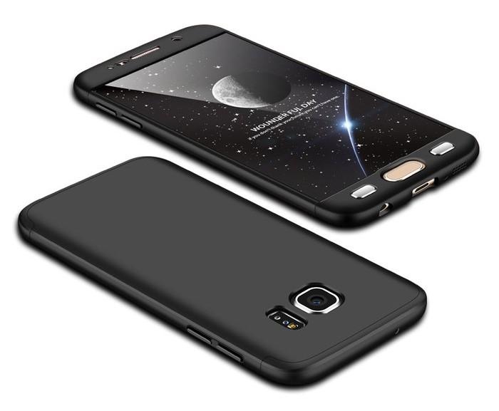 Husa GKK 360  Albastru pentru Samsung Galaxy S7 6