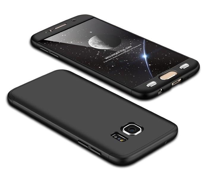 Husa GKK 360 Argintiu pentru Samsung Galaxy S7 6