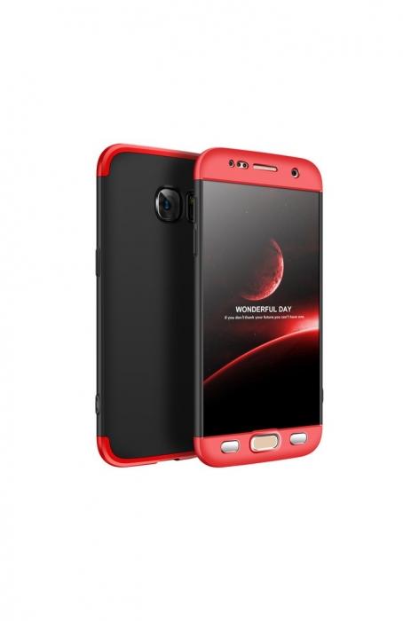 Husa GKK 360 Rosu pentru Samsung Galaxy S7 0
