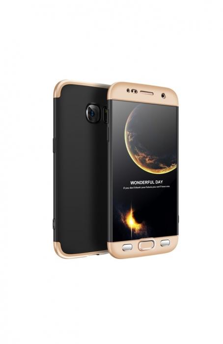 Husa GKK 360 Auriu pentru Samsung Galaxy S7 0