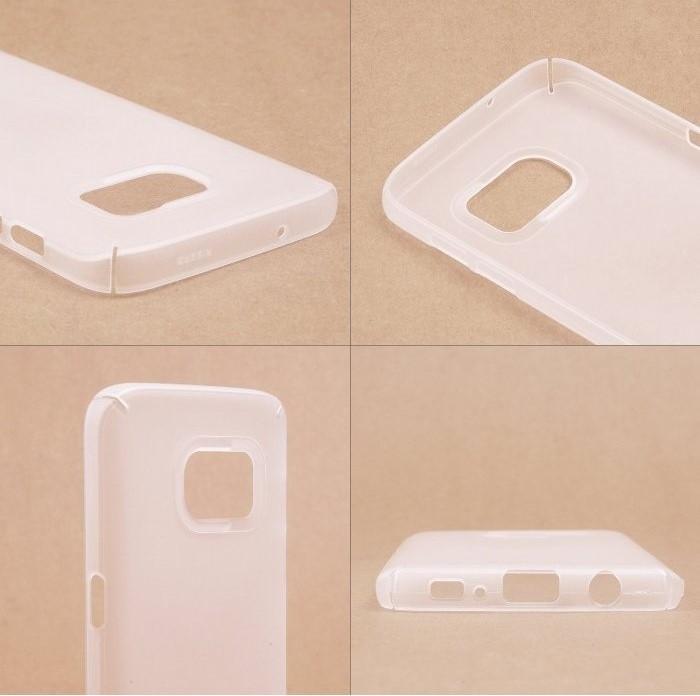 Husa Ringke Frost WHITE BONUS folie protectie display Ringke pentru Samsung Galaxy S7 1