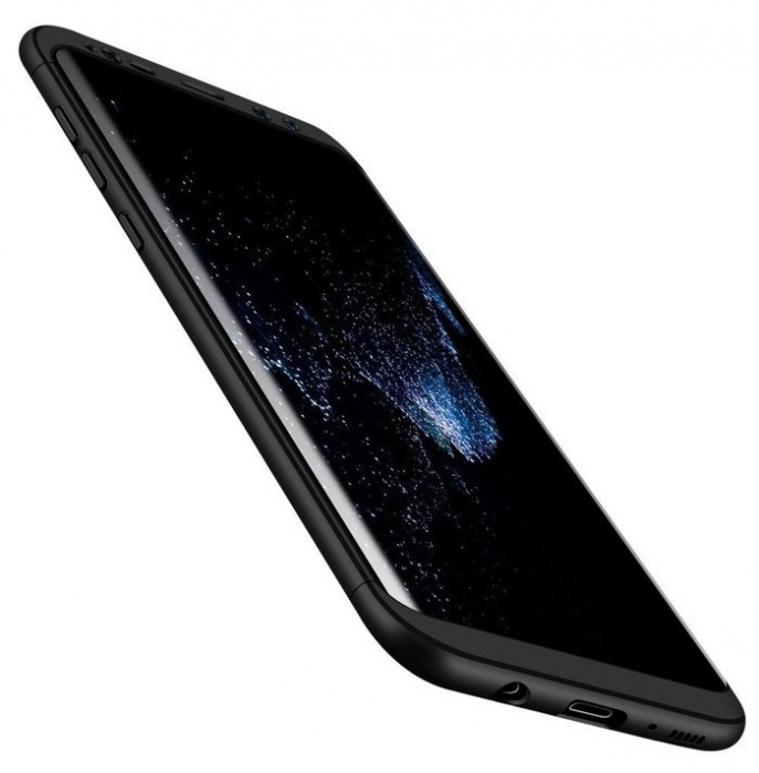 Husa GKK 360 Blue pentru Samsung Galaxy S8 1