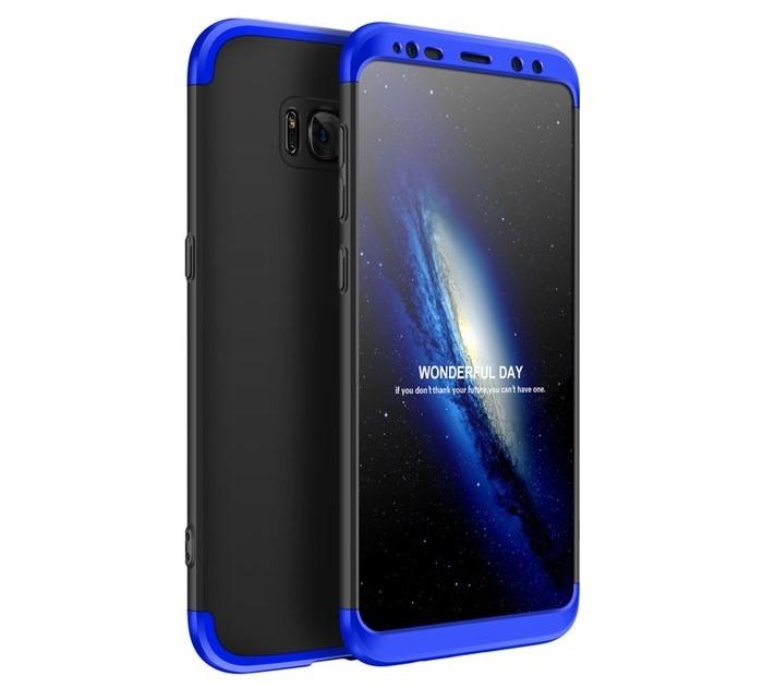 Husa GKK 360 Blue pentru Samsung Galaxy S8 0