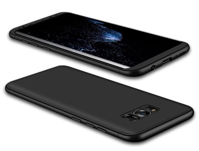 Husa GKK 360 Blue pentru Samsung Galaxy S8 8