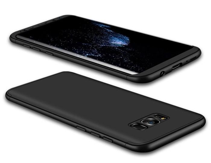 Husa GKK 360 Silver pentru Samsung Galaxy S8 8