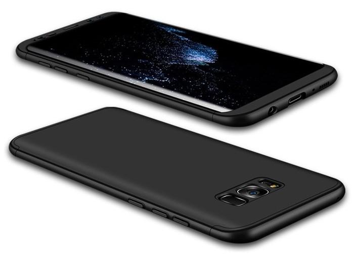 Husa GKK 360 Gold pentru Samsung Galaxy S8 7