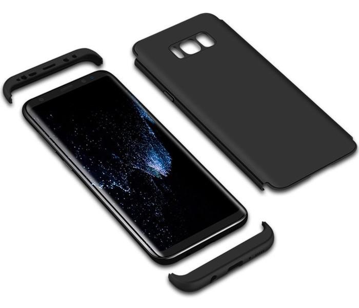 Husa GKK 360 Silver pentru Samsung Galaxy S8 6