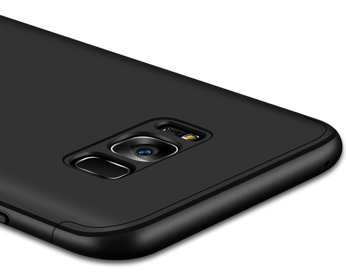 Husa GKK 360 Blue pentru Samsung Galaxy S8 5