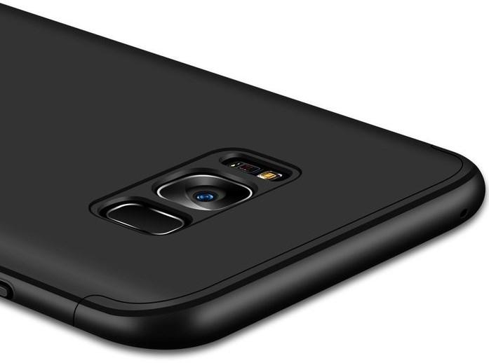 Husa GKK 360 Silver pentru Samsung Galaxy S8 5