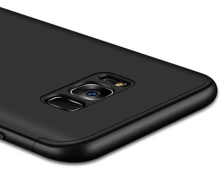 Husa GKK 360 Black pentru Samsung Galaxy S8 5