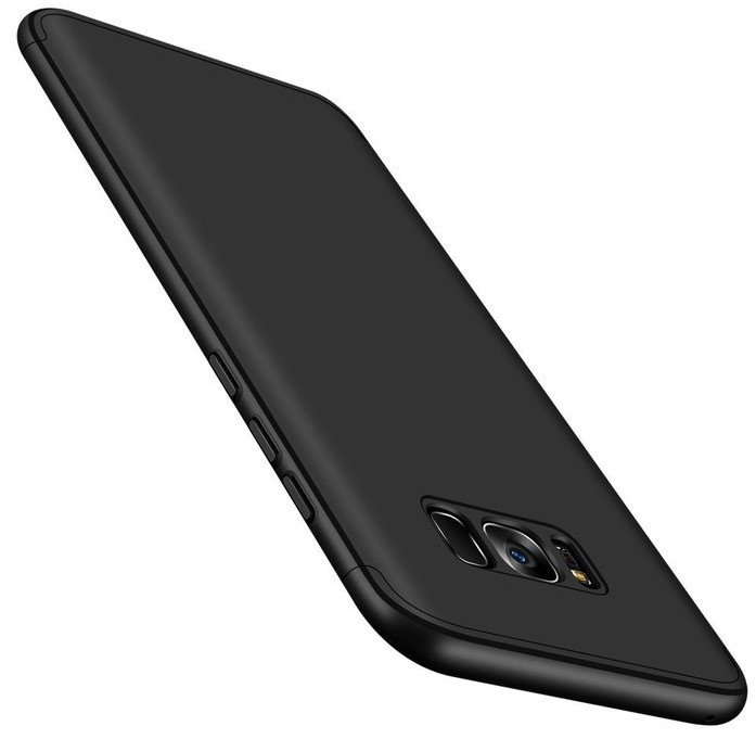Husa GKK 360 Silver pentru Samsung Galaxy S8 4