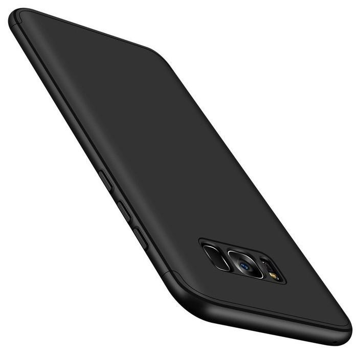 Husa GKK 360 Black pentru Samsung Galaxy S8 4
