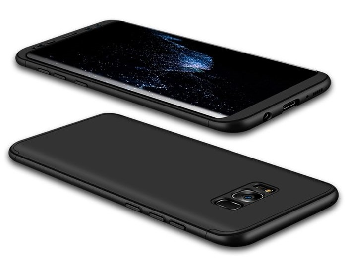 Husa GKK 360 Blue pentru Samsung Galaxy S8 Plus 9