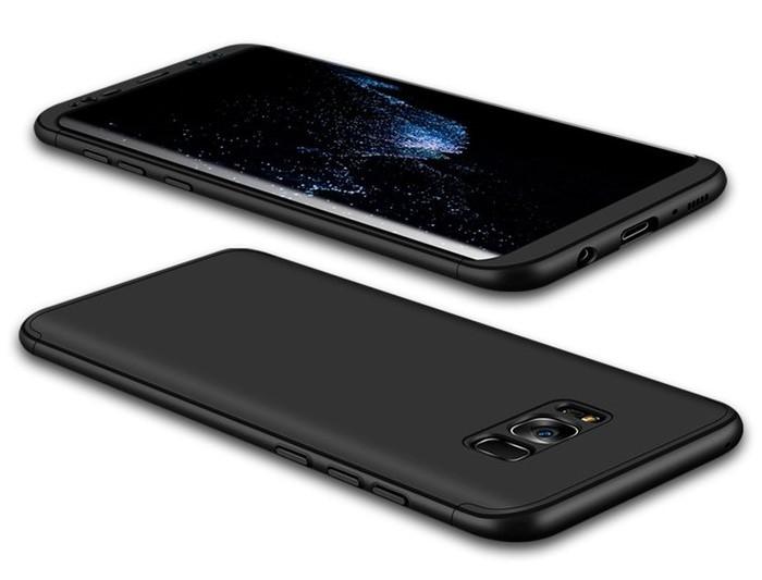 Husa GKK 360 Black pentru Samsung Galaxy S8 Plus 9
