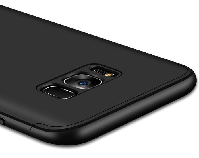 Husa GKK 360 Silver pentru Samsung Galaxy S8 Plus 6