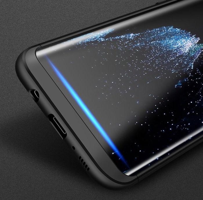 Husa GKK 360 Blue pentru Samsung Galaxy S8 Plus 1