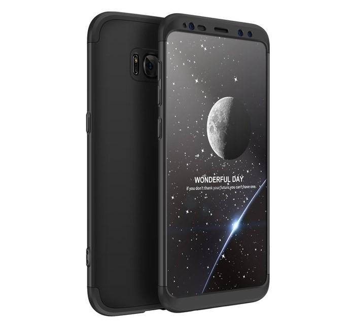 Husa GKK 360 Black pentru Samsung Galaxy S8 Plus 0