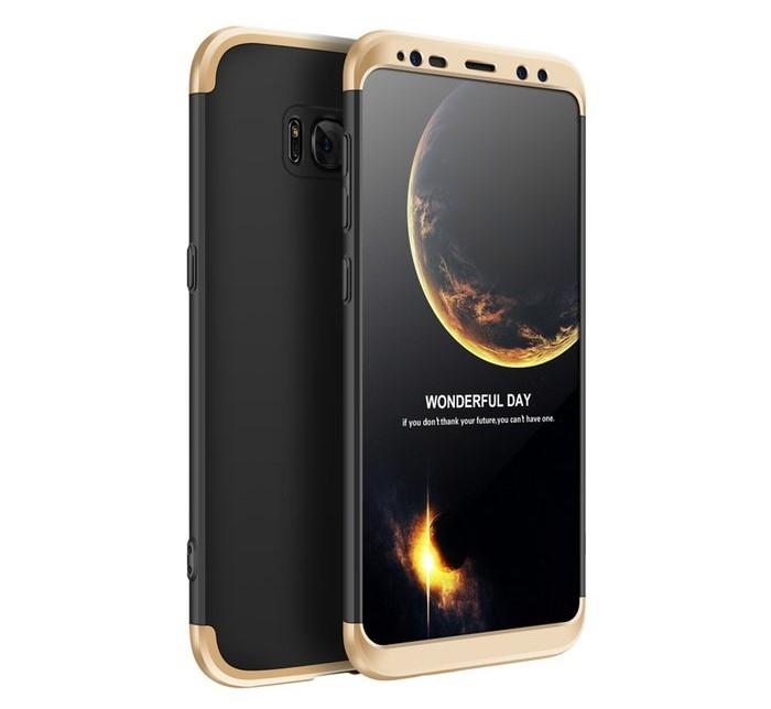 Husa GKK 360 Gold pentru Samsung Galaxy S8 Plus 0