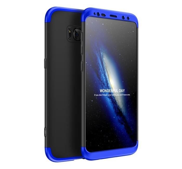 Husa GKK 360 Blue pentru Samsung Galaxy S8 Plus 0