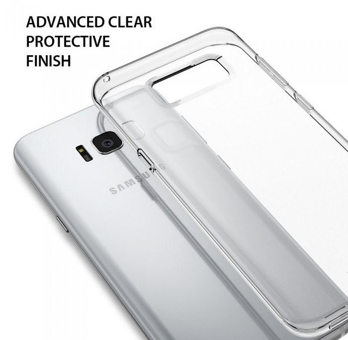 Husa Ringke Air Clear pentru Samsung Galaxy S8 Plus 1