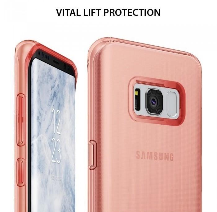 Husa Ringke Air Clear pentru Samsung Galaxy S8 Plus 3