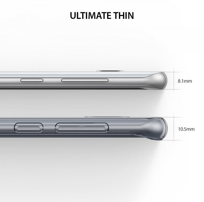 Husa Ringke Air Clear pentru Samsung Galaxy S8 Plus 5