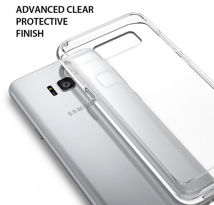 Husa Ringke Fusion Rose Gold pentru Samsung Galaxy S8 Plus 1