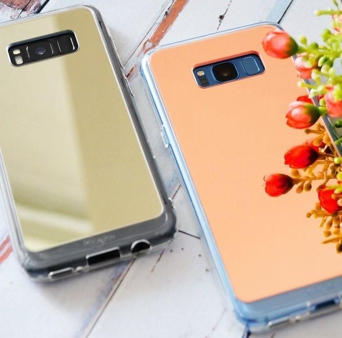 Husa Ringke MIRROR ROYAL GOLD pentru Samsung Galaxy S8 Plus 8