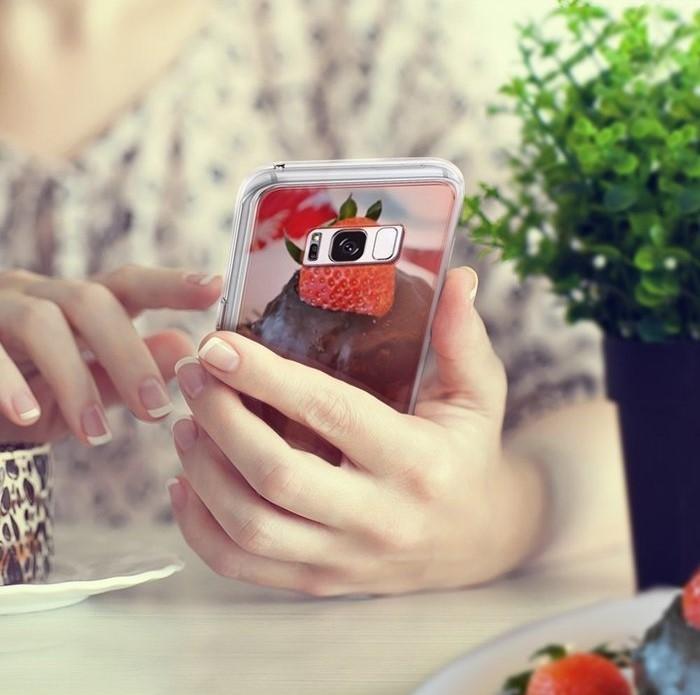 Husa Ringke MIRROR ROYAL GOLD pentru Samsung Galaxy S8 Plus 7