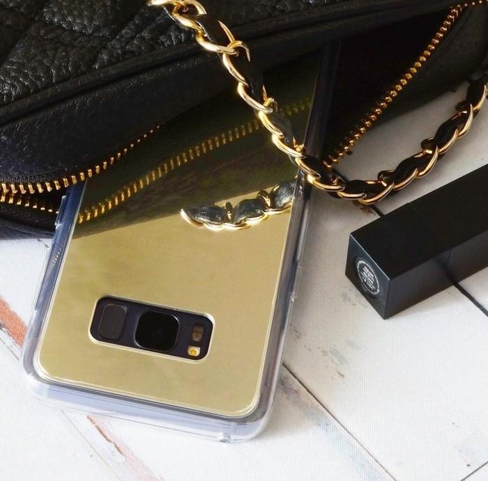 Husa Ringke MIRROR ROYAL GOLD pentru Samsung Galaxy S8 Plus 3