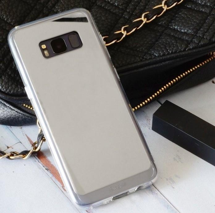 Husa Ringke MIRROR SILVER pentru Samsung Galaxy S8 Plus 5