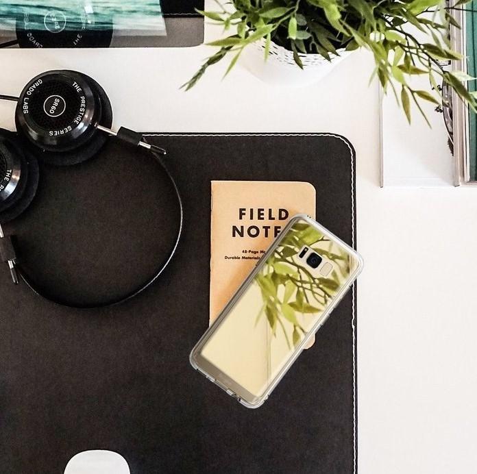 Husa Ringke MIRROR SILVER pentru Samsung Galaxy S8 Plus 2