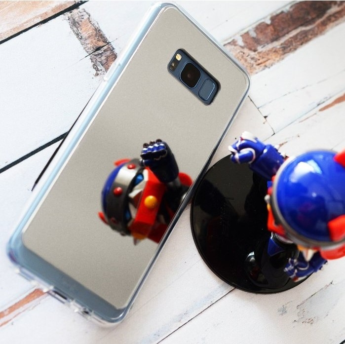 Husa Ringke MIRROR SILVER pentru Samsung Galaxy S8 Plus 1