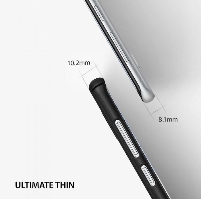 Husa Ringke Slim Royal Gold pentru Samsung Galaxy S8 Plus 6