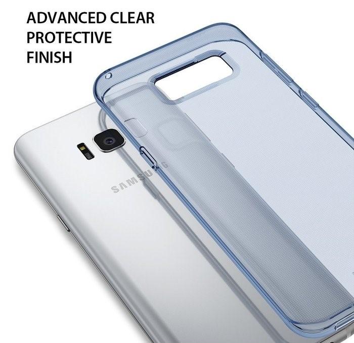 Husă Ringke Air Aqua Blue pentru Galaxy S8 4