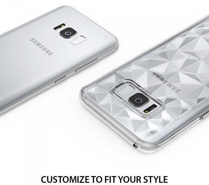 Husa Ringke Prism Rose Gold pentru Samsung Galaxy S8 5