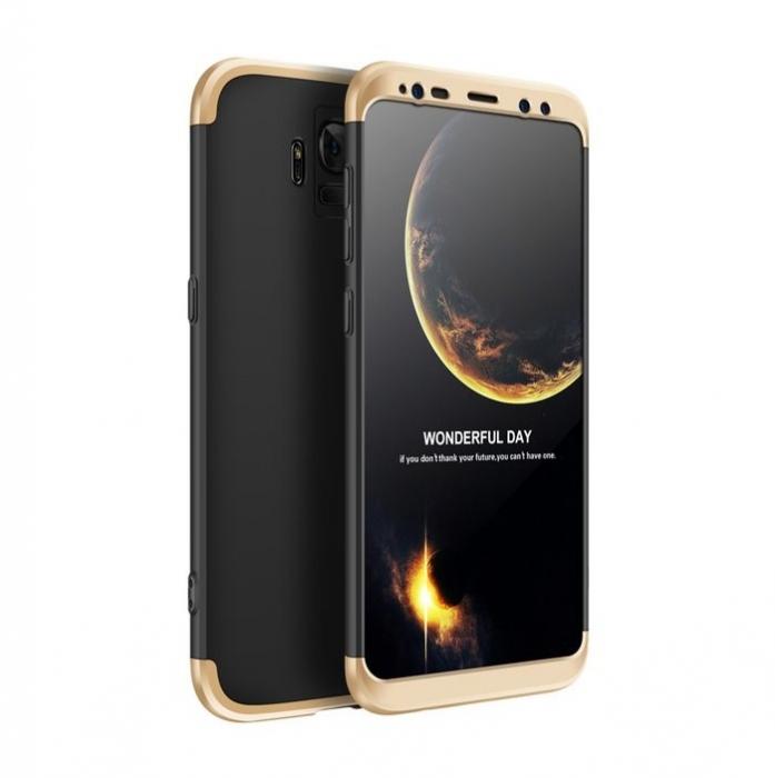 Hus GKK 360 Gold pentru Samsung Galaxy S9 0