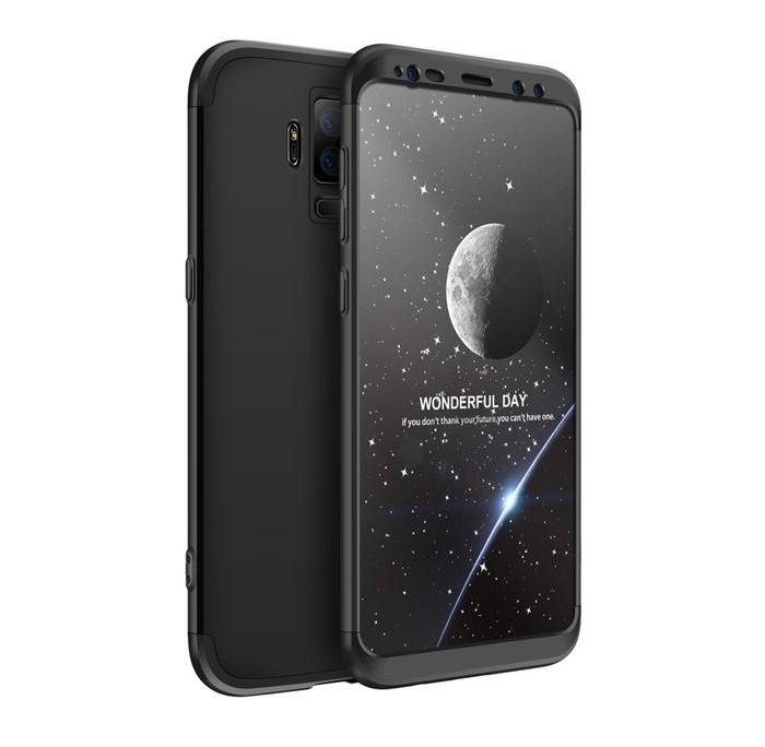 Husa GKK 360 Black pentru Samsung Galaxy S9 Plus 0