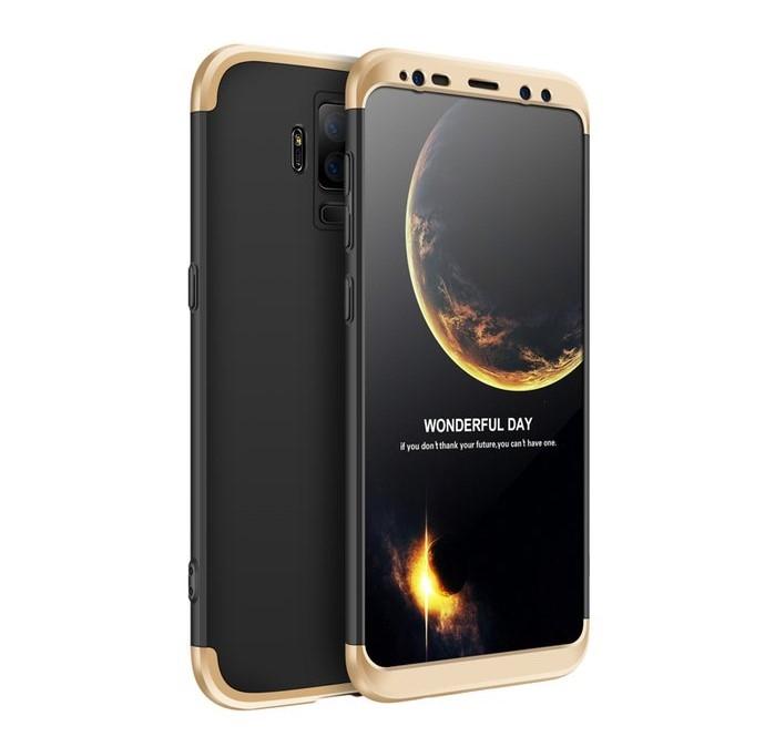 Husa GKK 360 Gold pentru Samsung Galaxy S9 Plus 0