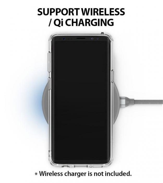 Husa Ringke Air Prism Grey pentru Samsung Galaxy S9 Plus 5