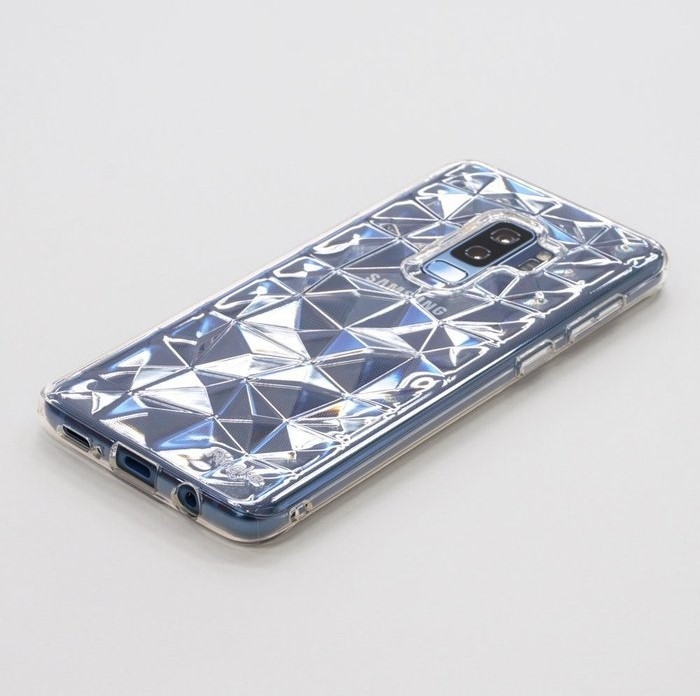 Husa Ringke Air Prism Grey pentru Samsung Galaxy S9 Plus 4