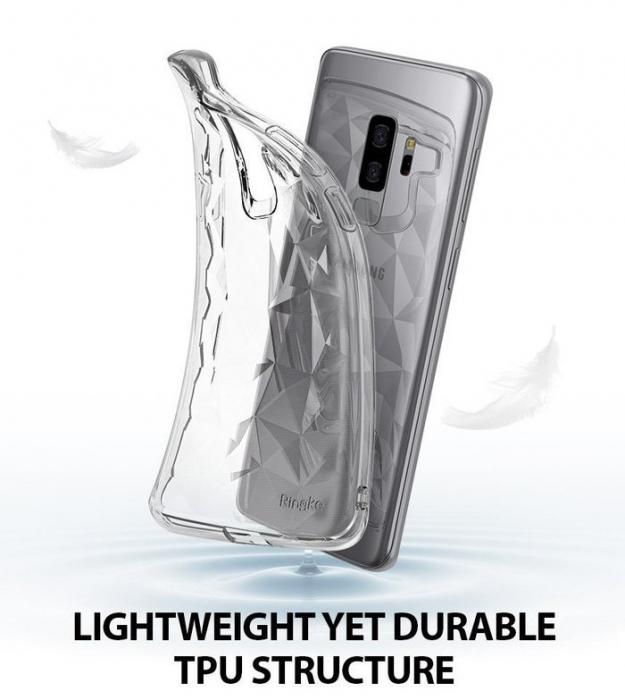 Husa Ringke Air Prism Grey pentru Samsung Galaxy S9 Plus 3