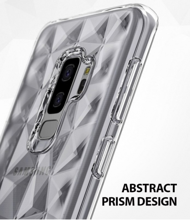 Husa Ringke Air Prism Grey pentru Samsung Galaxy S9 Plus 1
