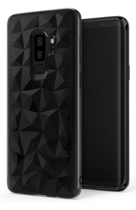Husa Ringke Air Prism Black pentru Samsung Galaxy S9 Plus 6