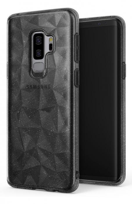 Husa Ringke Air Prism Grey Glitter pentru Samsung Galaxy S9 Plus 0