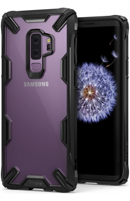 Husa Ringke FUSION X Mov pentru Samsung Galaxy S9 Plus 0